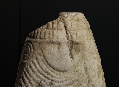 Statua stele, MAG Museo Alto Garda